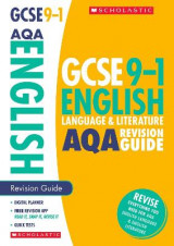 Omslag - English Language and Literature Revision Guide for AQA