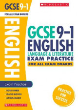 Omslag - English Language and Literature Exam Practice Book for All Boards