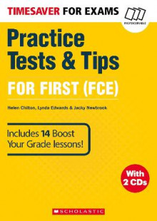 Practice Tests & Tips for First av Lynda Edwards, Helen Chilton og Jacky Newbrook (Blandet mediaprodukt)