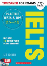 Omslag - Practice Tests & Tips for IELTS