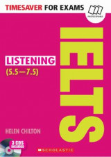 Omslag - Listening for IELTS