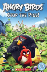 Omslag - Angry Birds: Stop the Pigs!