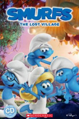 Omslag - The Smurfs: The Lost Village