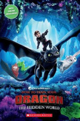 Omslag - How to Train Your Dragon 3: The Hidden World (Book only)