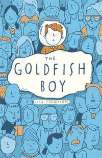 Goldfish Boy av Lisa Thompson (Heftet)