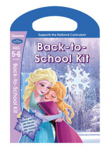 Frozen: Back-to-School Kit av Scholastic (Innbundet)