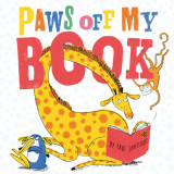 Omslag - Paws off My Book