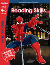 Omslag - Spider-Man: Reading Skills, Ages 4-5: Ages 4-5