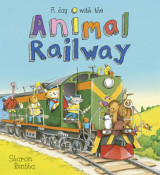 Omslag - A Day with the Animal Railway