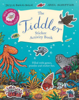 Omslag - Tiddler Sticker Activity Book