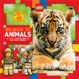 Omslag - LEGO Big Book of Animals