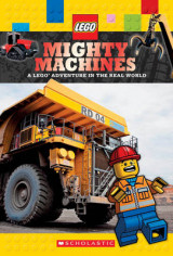 Omslag - LEGO Non Fiction: Mighty Machines