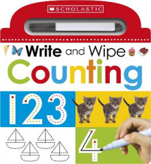 Write and Wipe: Counting av Make Believe Ideas (Pappbok)