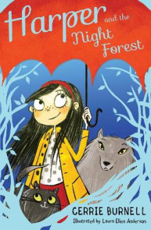 Harper and the Night Forest av Cerrie Burnell (Heftet)