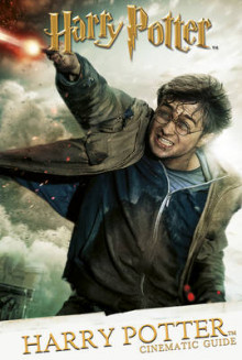Cinematic Guide: Harry Potter av Scholastic (Innbundet)