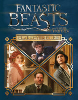 Omslag - Fantastic Beasts and Where to Find Them: Character Guide