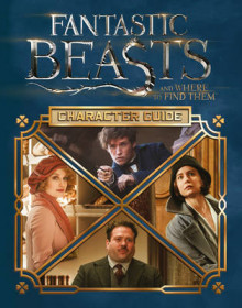 Fantastic Beasts and Where to Find Them: Character Guide av Scholastic (Innbundet)