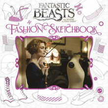 Fantastic Beasts and Where to Find Them: Colouring and Creativity Book: Fashion Sketchbook av Scholastic (Heftet)