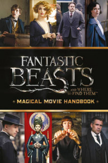 Fantastic Beasts and Where to Find Them: Magical Movie Handbook av Scholastic (Innbundet)