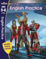 Omslag - Guardians of the Galaxy: English Practice, Ages 5-6: Ages 5-6