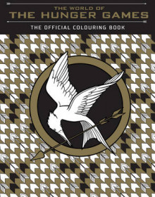 The World of the Hunger Games: The Official Colouring Book av Scholastic (Heftet)