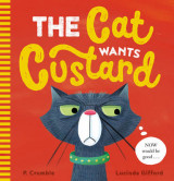 Omslag - The Cat Wants Custard