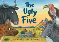 The Ugly Five av Julia Donaldson (Innbundet)