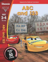 Omslag - Cars 3: ABC and 123 (Ages 3-4)