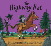 The Highway Rat Christmas av Julia Donaldson (Heftet)