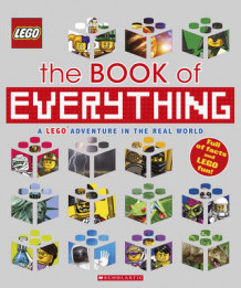LEGO: The Book of Everything av Scholastic (Innbundet)