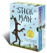 Omslag - Stick Man & the Highway Rat Board Book Box Set