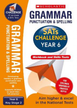 Omslag - Grammar, Punctuation and Spelling Challenge Pack (Year 6)