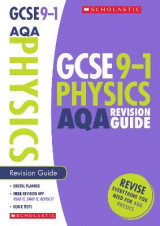 Omslag - Physics Revision Guide for AQA