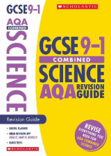 Omslag - Combined Sciences Revision Guide for AQA