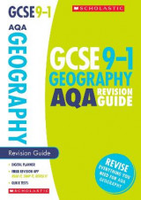 Omslag - Geography Revision Guide for AQA