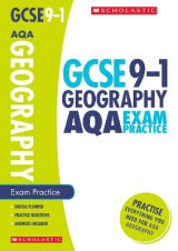 Omslag - Geography Exam Practice Book for AQA