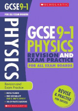 Omslag - Physics Revision and Exam Practice Book for All Boards