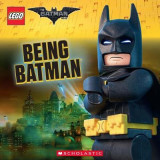 Omslag - The LEGO Batman Movie: Being Batman