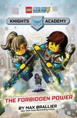 Omslag - The Forbidden Power (LEGO Nexo Knights: Knights Academy #1)