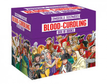 Horrible Histories Blood Curdling Box av Terry Deary (Heftet)