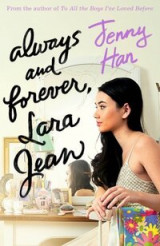 Omslag - Always and forever, Lara Jean