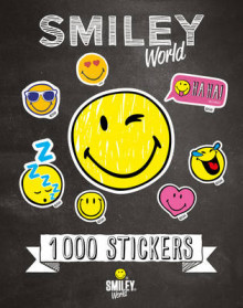 1000 Stickers av Smileyworld og Scholastic (Heftet)