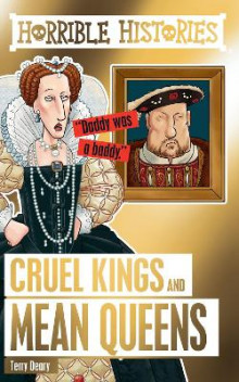 Cruel Kings and Mean Queens av Terry Deary (Heftet)