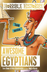Omslag - Awesome Egyptians