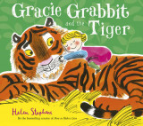 Omslag - Gracie Grabbit and the Tiger