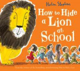 Omslag - How to Hide a Lion at School Gift edition