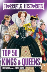 Omslag - Top 50 Kings and Queens