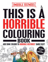 Omslag - This is a Horrible Colouring Book