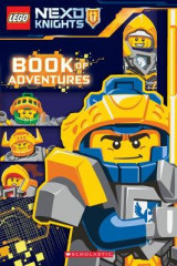 Omslag - LEGO NEXO KNIGHTS: Book of Adventures