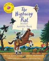 Omslag - The Highway Rat Sticker Activity Book